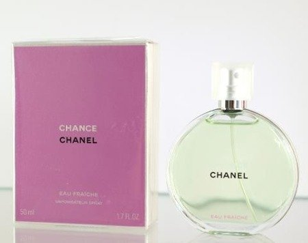 Chanel Chance Eau Fraiche Perfumy do włosów - hair mist 35ml
