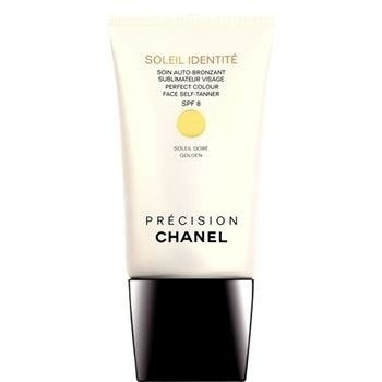 Chanel Soleil Auto-Bronzant Dore/Golden samoopalacz do twarzy 50ml