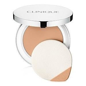 Clinique Almost Powder Makeup Teint Poudre natural SPF 15 Podkład mineralny w kompakcie  9g nr 03 light