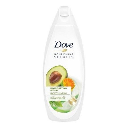 Dove Nourishing Secrets Invigorating Ritual Body Wash żel pod prysznic Avocado Oil & Calendula Extract 750ml
