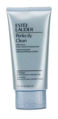 Estee Lauder Perfectly Clean Multi-Action Foam Cleanser/Purifying Mask 150ml