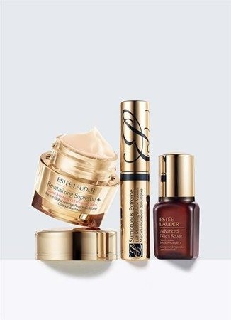 Estee Lauder Revitalizing Supreme+ Eye Krem pod oczy 15ml + 2 miniatury 9,8 ml ZESTAW